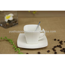 porcelain cheap white espresso bulk coffee cups and saucers