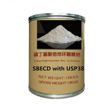 Customized for Sulfobutyl Beta Cyclodextrin 182410-00-0 Sulfobutyl Ether Bcd Sbecd supply to Slovenia Wholesale