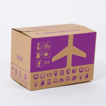 Rectangular Printed Carton Box