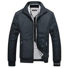Chaqueta abrigada al aire libre de la moda del abrigo de invierno de los hombres