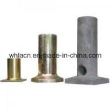 Hohe Qualität schmiedender flacher anhebender Sockel / flacher Platten-Sockel / flacher Stahlanker (Rd12 - Rd52)