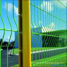 Gebildet in China heißer Verkauf Heißer BAD-Maschendrahtzaun / Zaun des Drahtes 3D / geschweißter Maschendrahtzaun