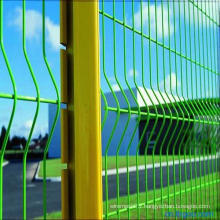 Made in China hot sale Hot DIP wire mesh fence / 3D wire fence / welded wire mesh fence