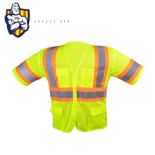 Various Styles Safety Reflective Fashion Hi Vis Insulated Jacket