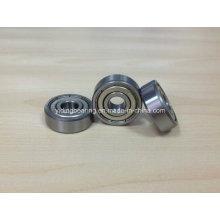R4b 1/4 polegadas de aço inoxidável Deep Groove Ball Bearing