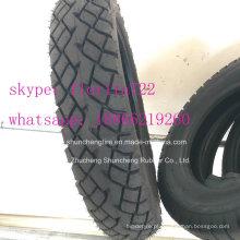 Fábrica de pneus de llantas Neumatico (130/90-10 3.00-17, 2.75-18)