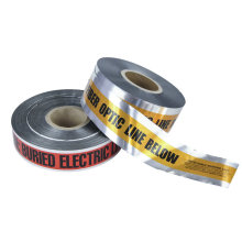 Underground Detectable Aluminum Warning Tape