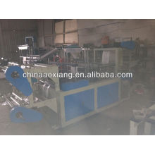Computer control rolling T-shirt & flat bag making machine side sealing polythene bag making machine