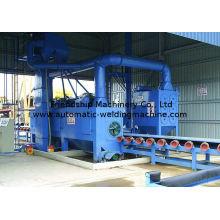 Shot Blast Machine , Shot Blasting Equipment For Steel Structure