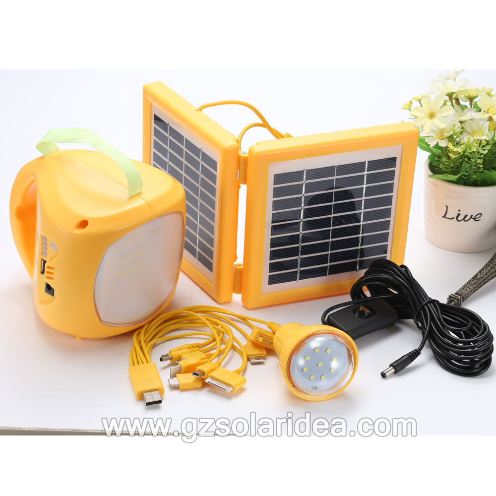 solar light bulb outdoor