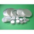 1100/1060 HO, H12, H24 capacitor o material de la cubierta o material de tapas de aluminio
