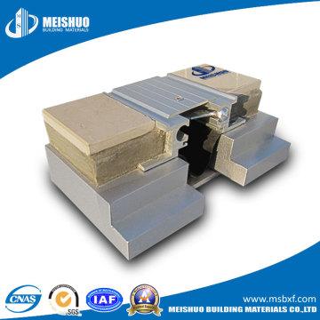 Joint en béton Assemblage d'aluminium pour bâtiment