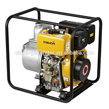 Farm irrigation small diesel water pump WH30DP