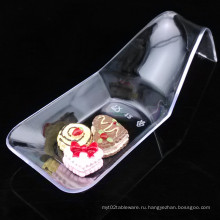 PP / PS Крошечные Tensils-азиатской ложкой ложкой ложкой