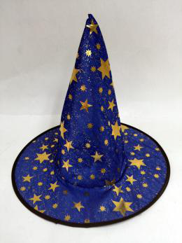 a hat with decorative pattern
