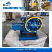 Elevador parte 1600KG capacidad de 2000KG máquina de tracción sin engranajes