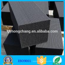 Le charbon actif de Honeycomb pour la purification de l'air avec le prix inférieur
