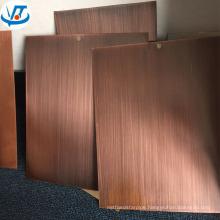 C1100 C1220 C1200 Copper Sheet / Copper Plate