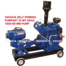 SELP PRIMING CENTRIFUGAL WATER PUMP