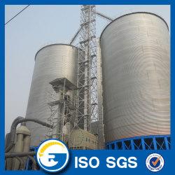 1000 MT Vertical storage steel silo for grain