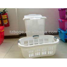 customer design Plastic Laundry Basket mold