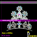 2016 ab flowers tall pageant crowns tiaras