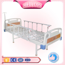Automatic adjustable patient intensive care unit bed