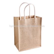 Cargue el bolso de yute de encargo durable de la fábrica de 10kg