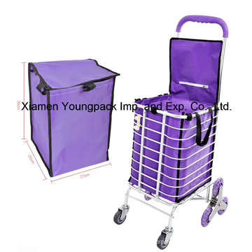 Promotional Custom Reusable Grocery Shopping Cart Insert Bag