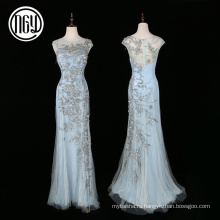 Заказ западных формальное вечернее платье вышивка оптом