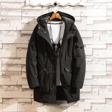 Fashion OEM Custom Mens Parka Jacket Cotton Coat