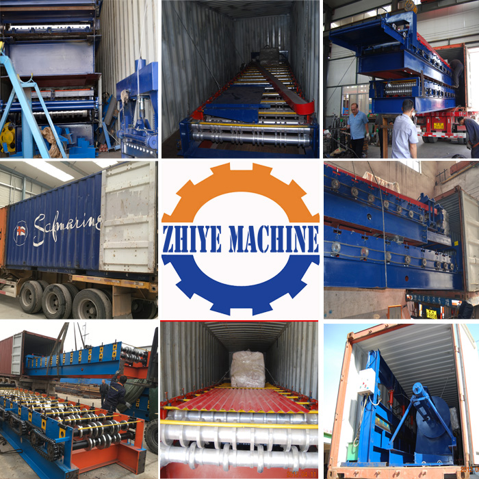 Storage Rack Shelf Roll Making Machine