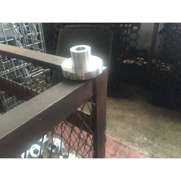 Точность CNC токарный станок машина запчасти для промышленного использования
