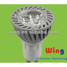 High precision die casting led street light heat sink