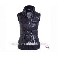 down feather waistcoat for ladies
