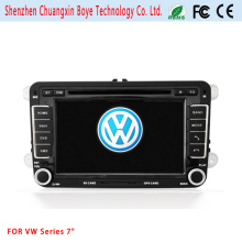 Car Audio GPS Navigation for VW Series 7""