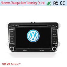 """Автомобильная аудиосистема GPS навигации для VW Series 7 """""""