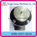 Accesorio de camión cisterna Peine Válvula de ventilación Ventana de ventilación lateral