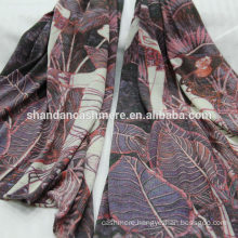 Factory hot sale Inner mongolia Cashmere digital printed scarves