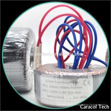 Низкие Частоты Хучжоу Шаг До Электрического Тороидальный Трансформатор Для Аудио Усилитель