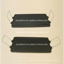 Preseasoned Gusseisen Griddles Hersteller aus China
