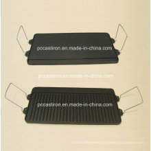 Preseasoned Cast Iron Griddles Manufacturer From China