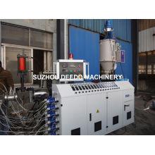 Máquina del extrusor del perfil plástico de madera de PE PP