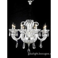 Glass Chandelier Hanging Lamp