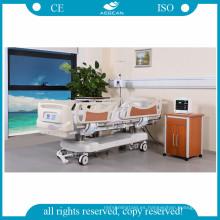 AG-BR002B CE ISO ajustable CPR 7 función ICU habitación hospital cama eléctrica