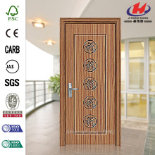 Particle Board Replacement Cabinet PVC Casement Interior Door