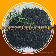 Schwarzes verschmolzenes Aluminiumoxid / schwarzes Aluminiumoxid für das Sandstrahlen