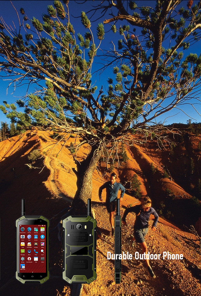 Durable Outdoor Phone