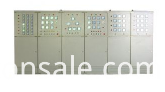 ATS Parallel Control Panel