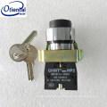 interruptor de llave de plástico para la máquina de depilación láser de diodo 810nm